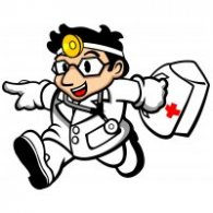 Dr. Faci logo vector logo