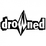 Drowned logo vector logo