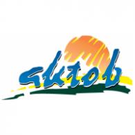 Aktob logo vector logo