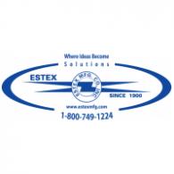 Estex Manufacturing logo vector logo
