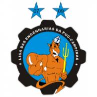 Liga das Engenharias da PUCCamp logo vector logo