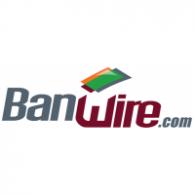 Banwire logo vector logo