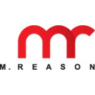 M-Reason logo vector logo