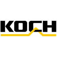 Koch Metal logo vector logo