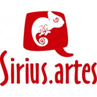 Sirius.artes logo vector logo