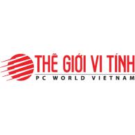 the gioi vi tinh logo vector logo