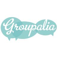 Groupalia logo vector logo