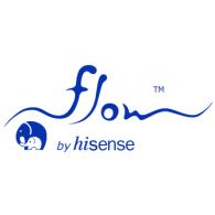Flow logo vector logo