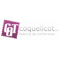 Coquelicot logo vector logo