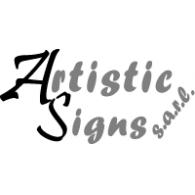 Artistic Signs logo vector logo
