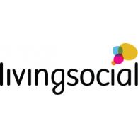 Living Social logo vector logo