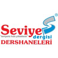 Seviye Dergisi Dershanesi Kare Logo logo vector logo