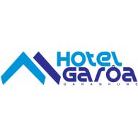 Hotel Garôa logo vector logo
