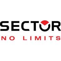Sector logo vector logo