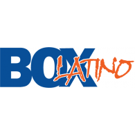 Box Latino logo vector logo
