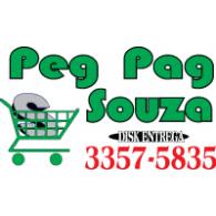 Peg Pag Souza logo vector logo
