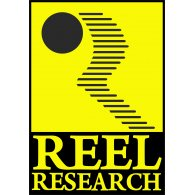 Reel Research logo vector logo