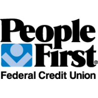 People First FCU logo vector logo