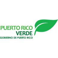 Puerto Rico Verde logo vector logo