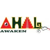 Ahal Awaken logo vector logo