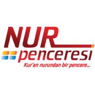 Nur Penceresi Logo logo vector logo