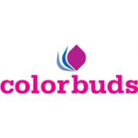 Colorbuds logo vector logo