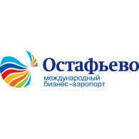 Остафьево logo vector logo