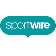 Sportwire logo vector logo