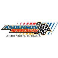 Anderson Speedway logo vector logo