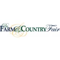 Farm en Country Fair logo vector logo