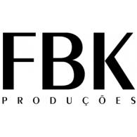 FBK Produções logo vector logo