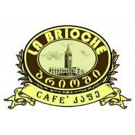 La Brioche logo vector logo
