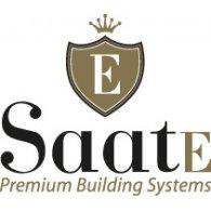 Saate logo vector logo