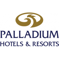 Palladium Hotel & Resorts logo vector logo