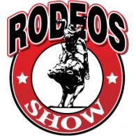 Rodeos Show logo vector logo