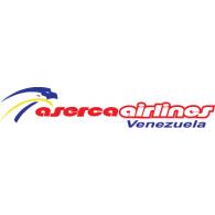 Aserca Airlines logo vector logo