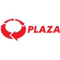 Plaza Transporte logo vector logo
