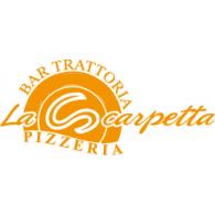 La Scarpetta logo vector logo