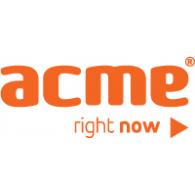 ACME logo vector logo
