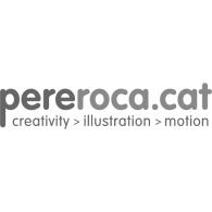 Pereroca.cat logo vector logo