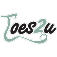 Toes2U logo vector logo