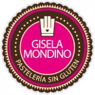 Gisela Mondino Pastelería logo vector logo