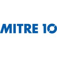 Mitre 10 logo vector logo