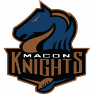 Macon Knights logo vector logo