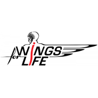 Wings for Life logo vector logo