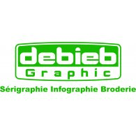 Debieb Graphic logo vector logo
