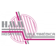 Hospital Multimedica logo vector logo