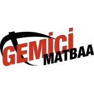 Gemici Matbaa logo vector logo