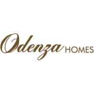 Odenza Homes logo vector logo