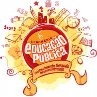 Educação Pública logo vector logo